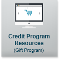 Credit Program Resources Category (Gift Program)