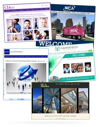 Point Bank Website Samples