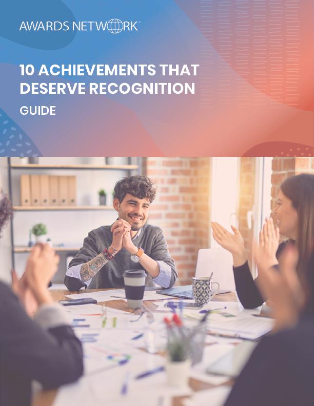 achievements that deserve recognition