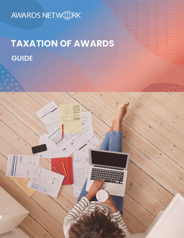 Resource - TaxationOfAwards_2019 - Cover